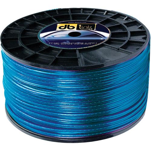 db Link Stpw8bl250z Soft Touch 8-Gauge 250' Power Wire, Blue
