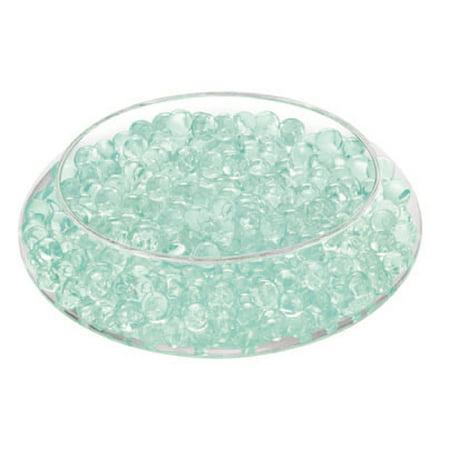 Deco Beads  Sea Mist  New Custom Colors 8 Ounce Jar Makes 6 Gallons Of Gel Beads Vase Filler