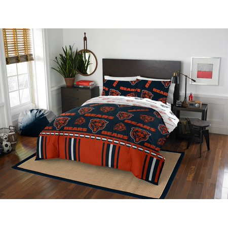 Chicago Bears Bed In Bag Set