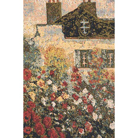 The House Of Claude Monet European Tapestry - A - H 28 x W 35 - image 2 of 2