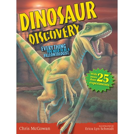 Dinosaur Discovery : Everything You Need to Be a - Cambridge Discovery Readers