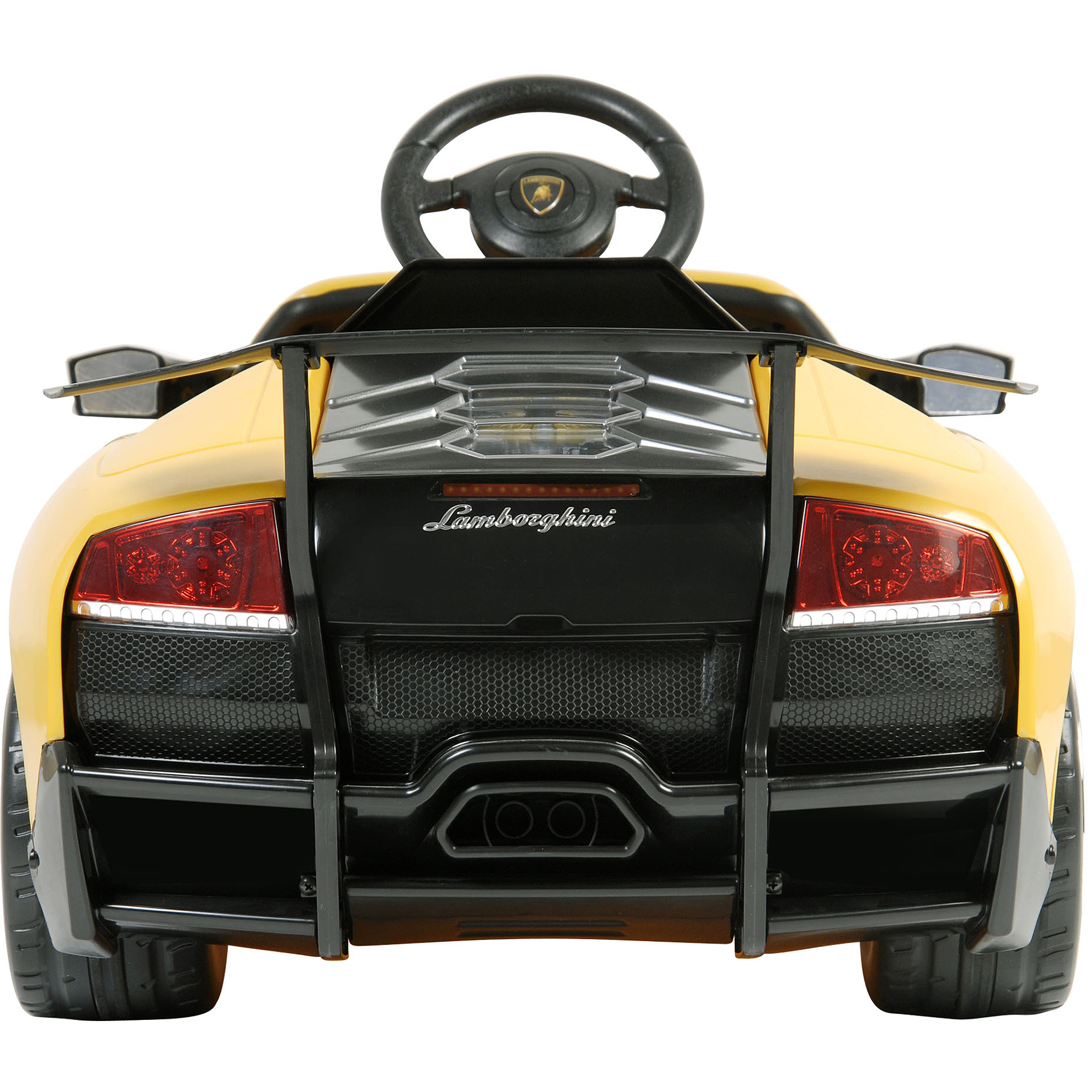 Kalee Lamborghini Murcilago LP 670-4 SV 12-Volt Battery-Powered Ride-On, Yellow