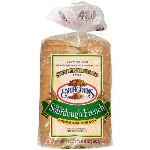 Earth Grains: Extra Sourdough French Premium Bread, 24 Oz