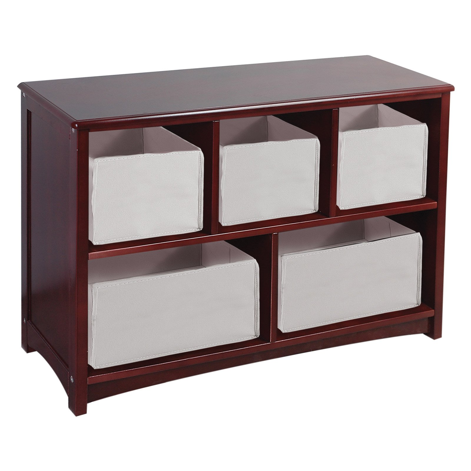 Guidecraft Classic Espresso Bookshelf - Walmart.com