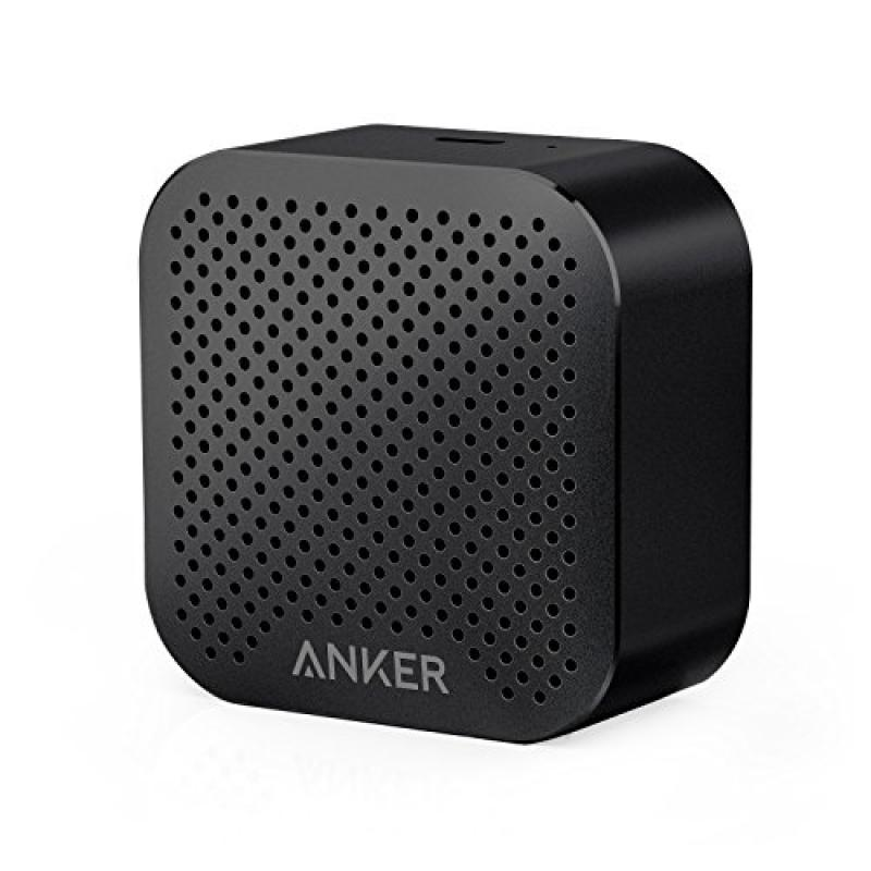Anker SoundCore Nano Bluetooth Speaker With Big Sound, Super Portable  Wireless Speaker With Built