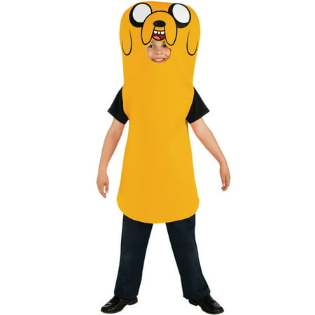 Jake Child Costume (Finn Jake Costume)
