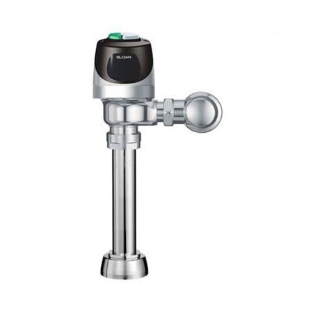 Sloan ECOS Exposed Electronic Dual Flush Flushometer