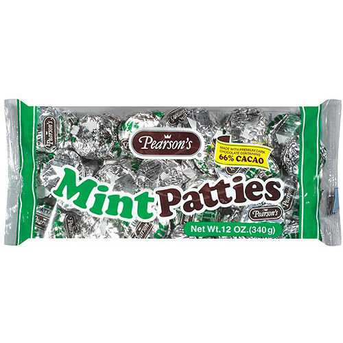 Pearson's Mint Patties Candy, 12 oz