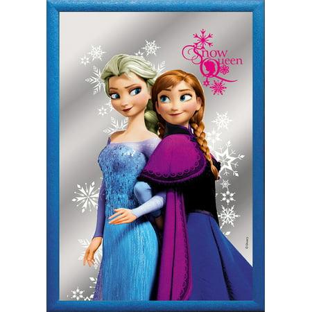 Frozen - Disney Bar Mirror / Decor Mirror (Anna & Elsa)