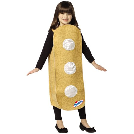 Hostess Twinkie Child Costume (4-6X)](Retro Air Hostess Costume)