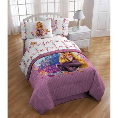 Disney - Disney Rapunzel Twin Sheet Set