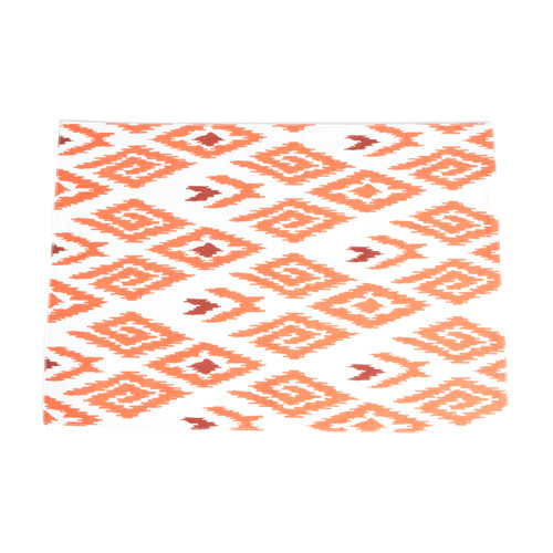 Saro Ikat Printed Napkin (Set of 4)