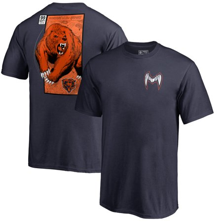 Chicago Bears NFL Pro Line by Fanatics Branded Youth Midway Monster T-Shirt -