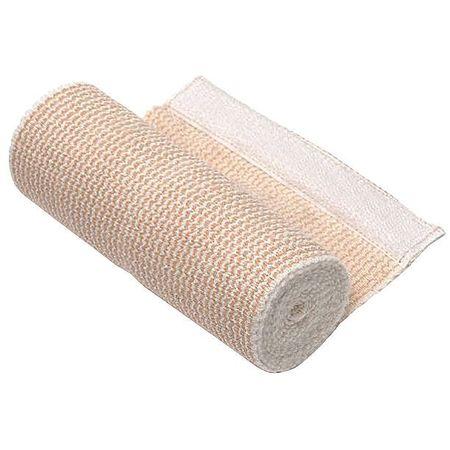 PHYSICIANSCARE Elastic Wrap,Beige,3inWx5 yd.L 5-923