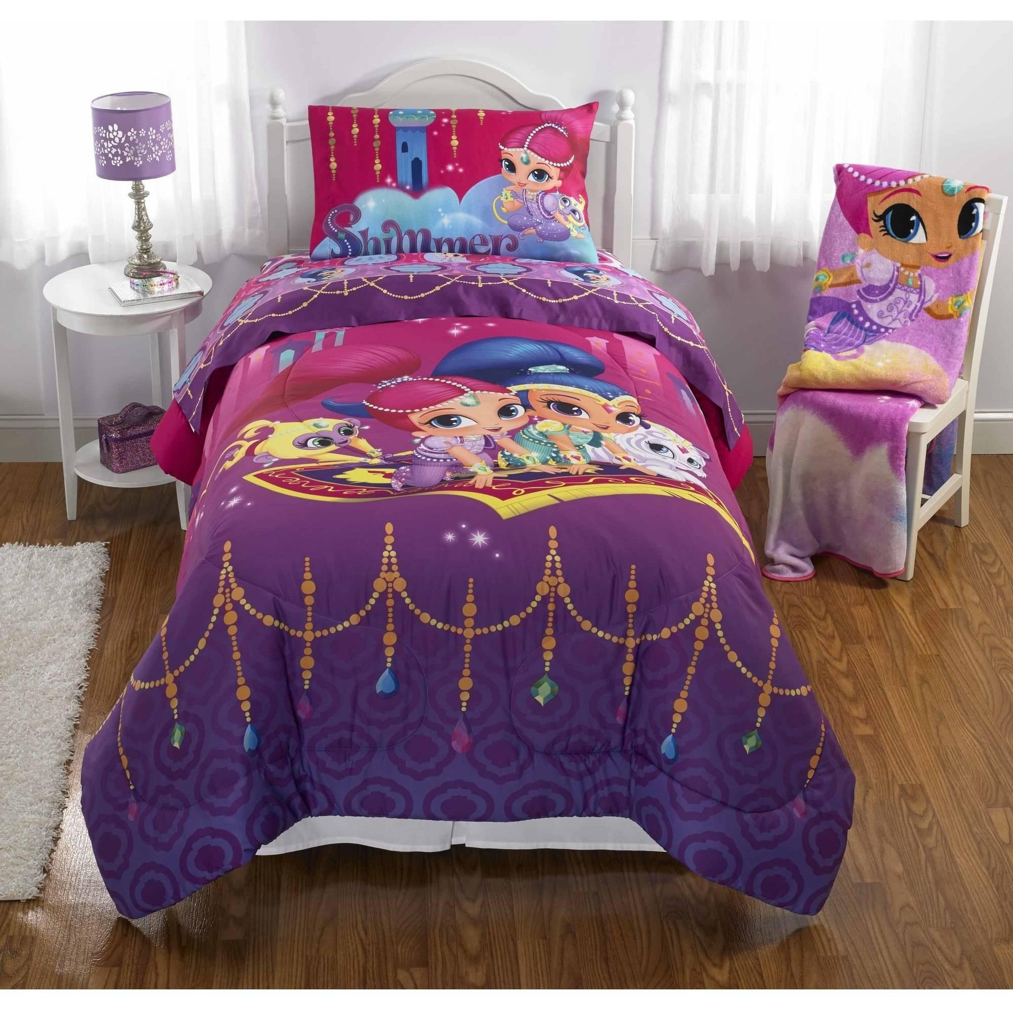 Shimmer and Shine Magic Wonders Bed in Bag Bedding Set