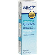 Equate Anti-Itch Cream Equate Extra Strength Anti-Itch Cream 1