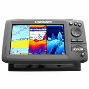 Lowrance 000-12666-001 Hook-7 Mid/high/downscan Nav+ Fishfinder