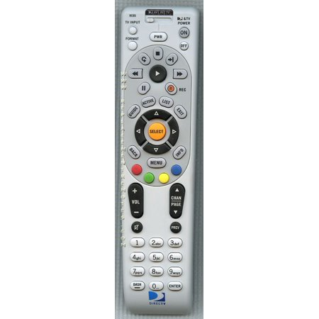 DirecTv RC65 (p/n: RC65) Satellite Receiver Remote Control (new) (Directv Remote Rc65)