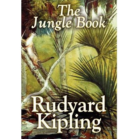 The Jungle Book by Rudyard Kipling, Fiction,
