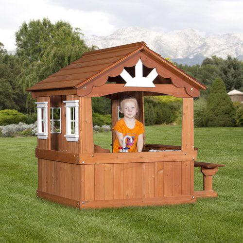 Backyard Discovery Scenic Playhouse