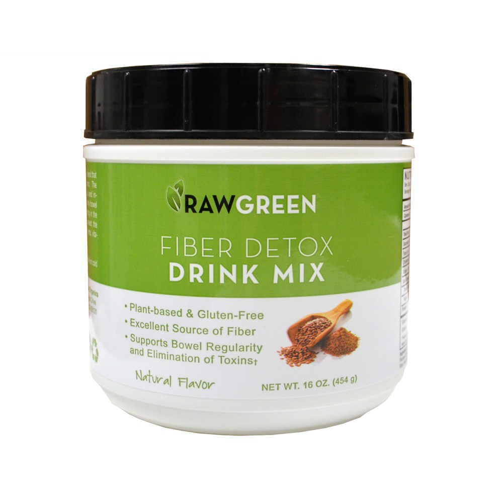 Detox Fiber Drink Mix (16oz)