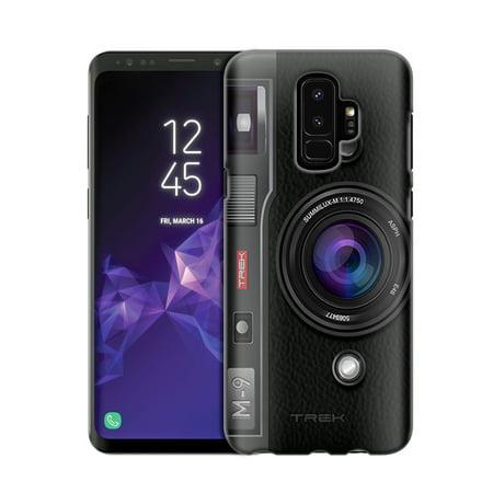 newest 286f1 37338 Samsung Galaxy S9 Plus Vintage Retro Camera Case
