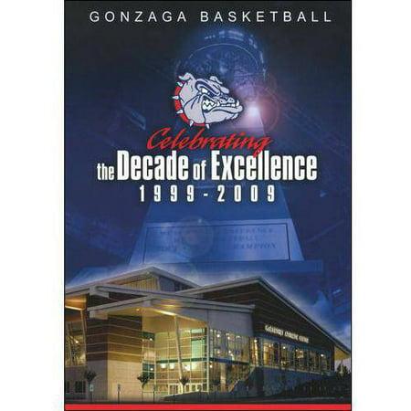 Gonzaga Basketball  A Decade Of Excellence