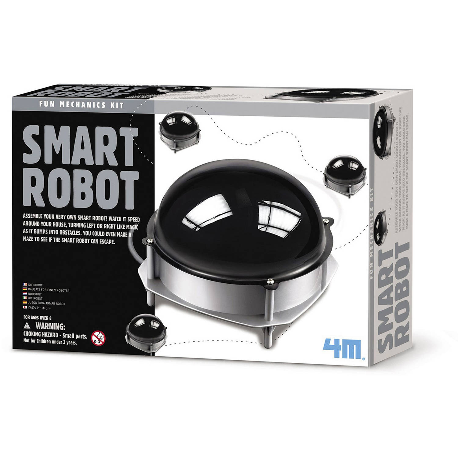 4M Smart Robot Science Kit, STEM by Generic