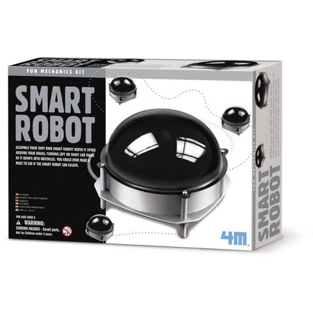 4M Smart Robot Science Kit, STEM](Robot Kits For Adults)