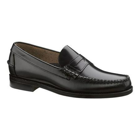 Sebago Men's Classic Black Loafers