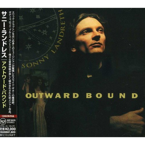 Sonny Landreth - Outward Bound [CD]
