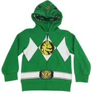 The Power Rangers Little Boys I Am Costume Zip Hoodie