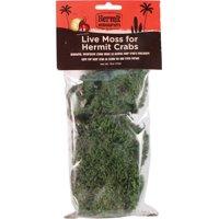 Fluker's Live Moss for Hermit Crabs, 0.7 Oz