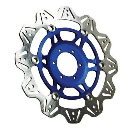 vee-rotors(tm) brake rotor ebc vr3102blu vee front