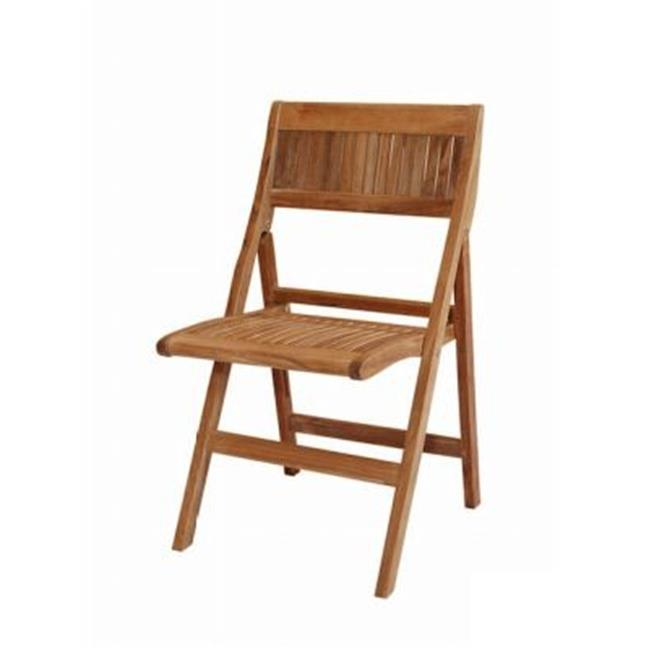 Anderson Teak CHF-550F Windsor Folding Chair by Anderson Teak
