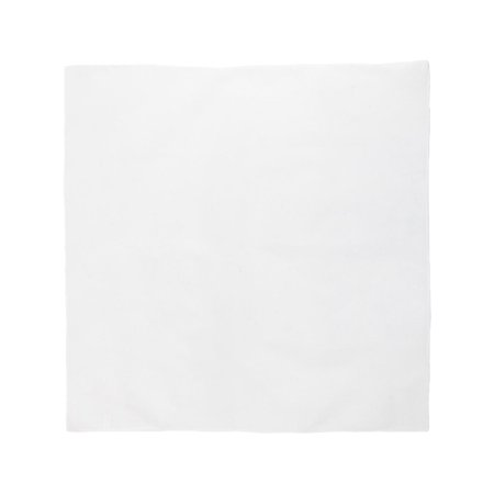 Cotton All Purpose Solid Bandana (Pack of 12 of Same Color)](White Bandanas)