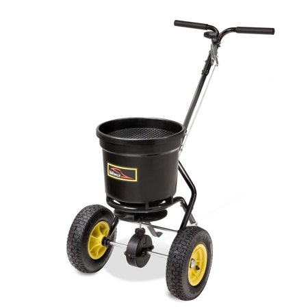 Brinly Push Broadcast Spreader