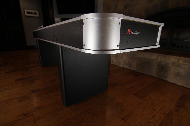 Atomic M01702AW Platinum Shuffleboard Table
