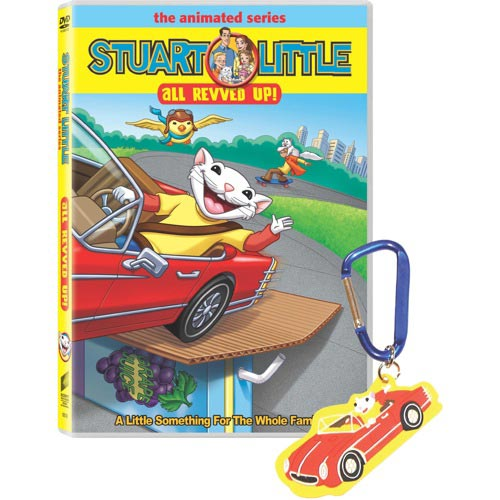 Stuart Little - Animated Series: All Revved Up! (With Toy) (Full Frame)