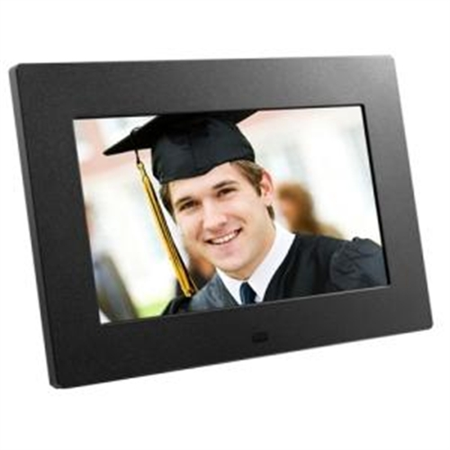 "Aluratek Digital Frame - 8"" - LCD ADPF08SF"