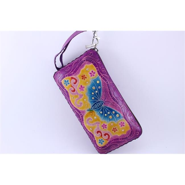 sunflower Y11 Butterfly Rhinestone Wallet