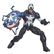 Hasbro Marvel Legends Series Venom Captain America