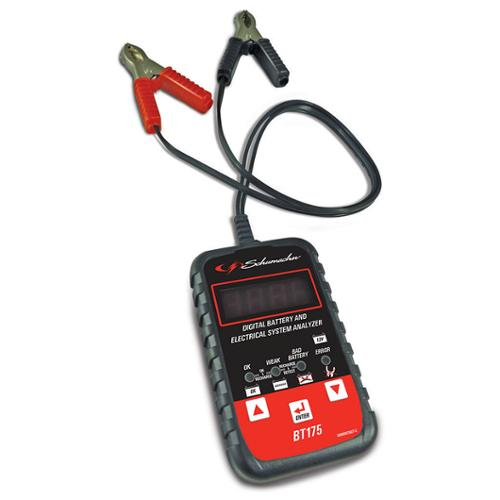 Schumacher Electric BT175 Schumacher 12v Battery Tester