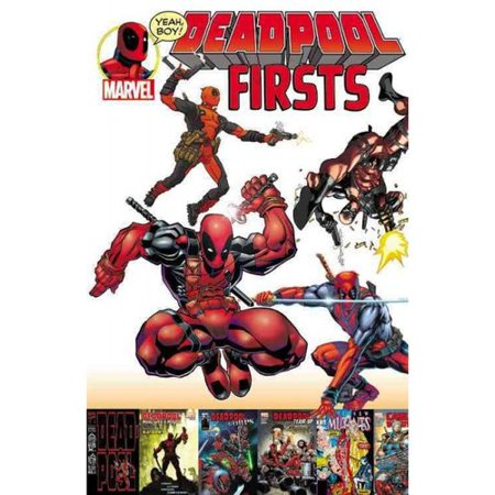 Deadpool Firsts by