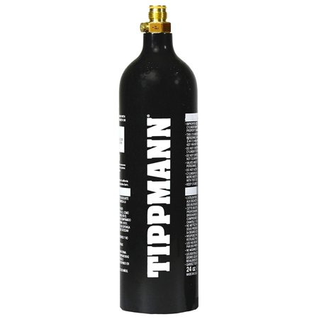 Empire 24oz CO2 Tank, Built using the legendary repeater valve By Empire Paintball ()