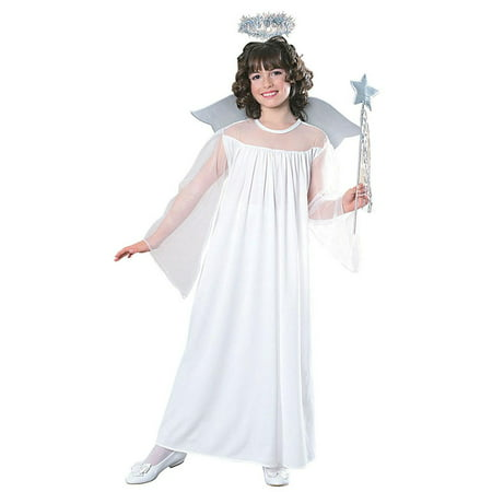 Last Minute College Halloween Costumes (Angel Child Costume M)