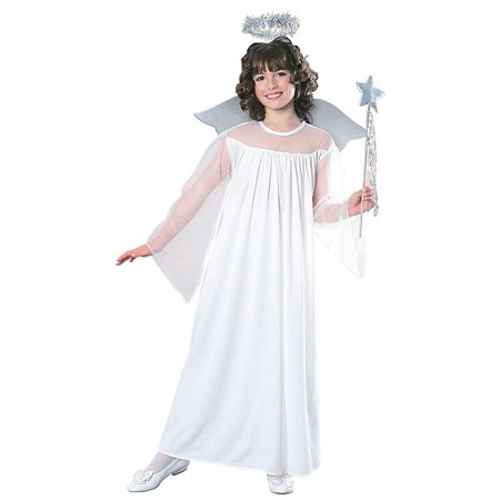Angel Child Costume M - Cheap Easy Costumes