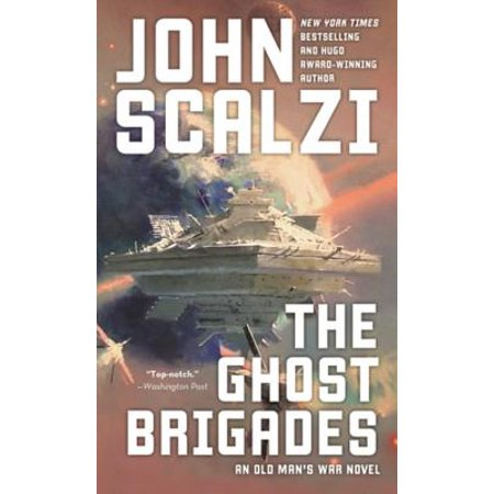 The Ghost Brigades - eBook (Ghost Brigade One With The Storm)