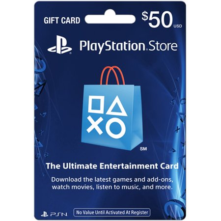 Sony Playstation Store  50