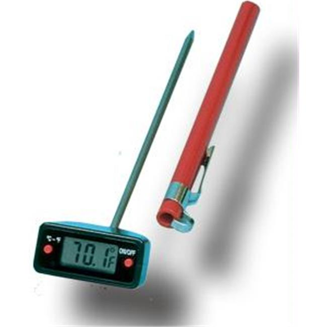 Rotary Head Digital Stem Thermometers